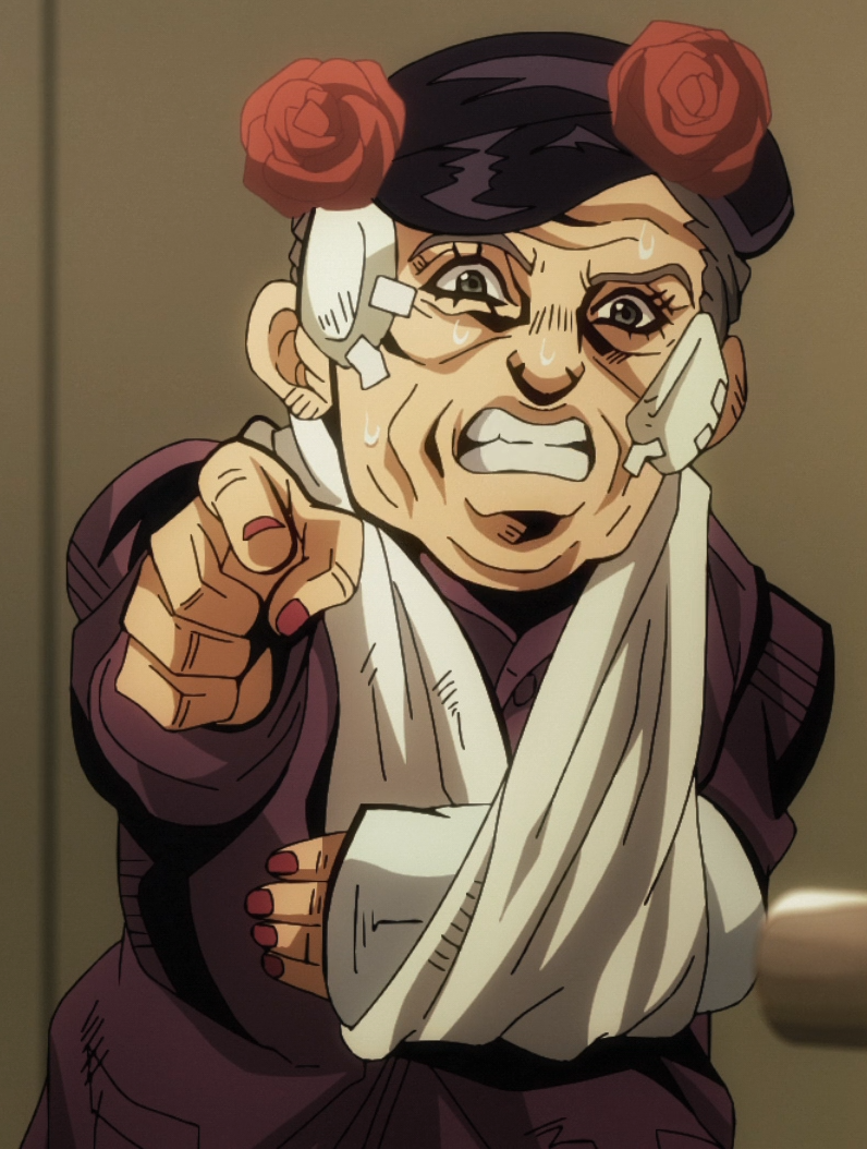 Elderly Victim