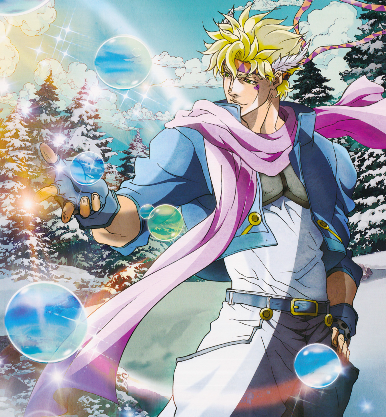 Caesar Zeppeli A Lonely Youth Anime.png