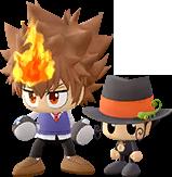 Tsuna Sawada & Reborn