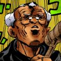 Judge in Jolyne's Trial
