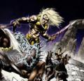 Skeleton Heel Stone Warriors