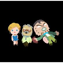 Sonia/Dr. Elliot/Tatsuhiko