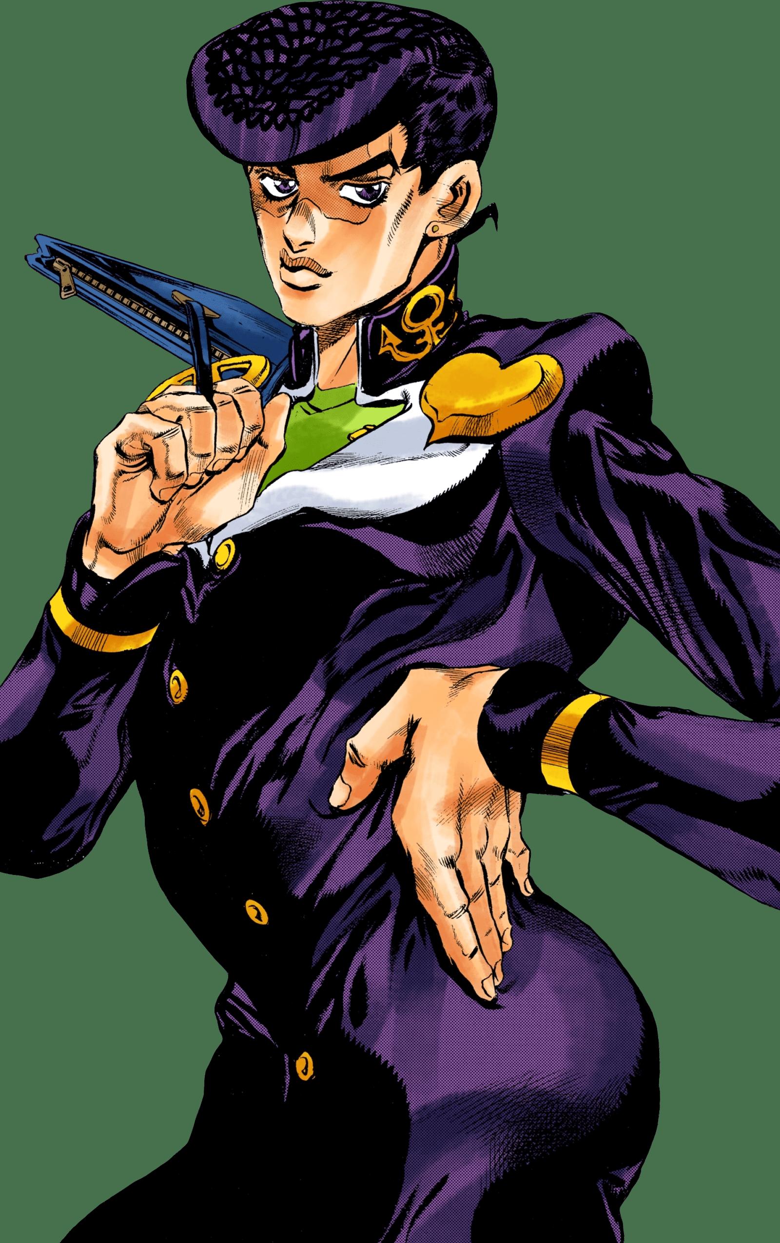 josuke higashikata jojos bizarre encyclopedia jojo wiki