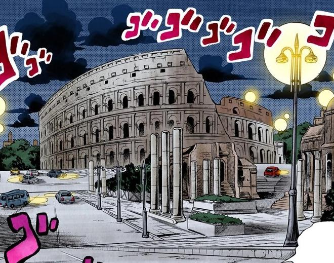 Colosseum manga.png