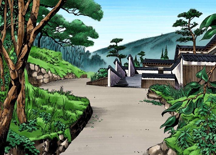 Morioh#Mutsu-kabe Hill
