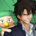 Tatsumi Oga & Baby Beel