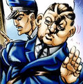 Japanese Police Officers
