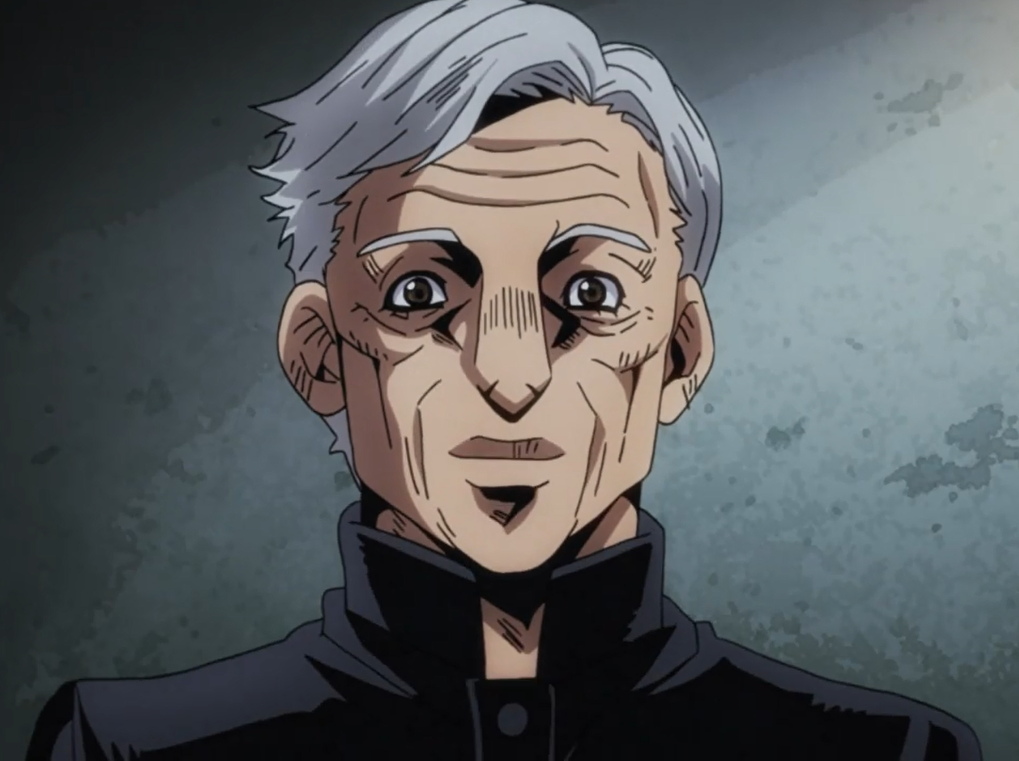 Diavolo's Foster Father