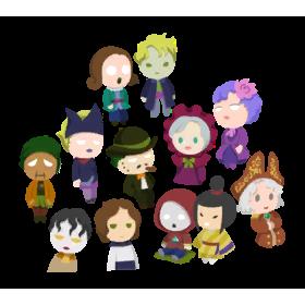 Telence's Dolls