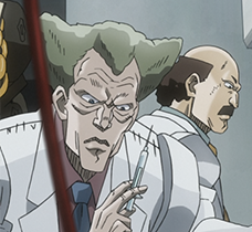 Speedwagon Foundation Doctors