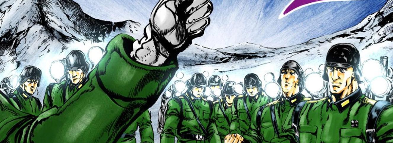 Stroheim's Ultraviolet Army