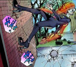 Hato walks up a wall.jpg