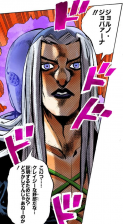 Abbacchio decided to summon MB.png