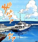 Goldenheart boat manga.png