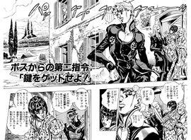 Chapter 478 Cover B Bunkoban.jpg
