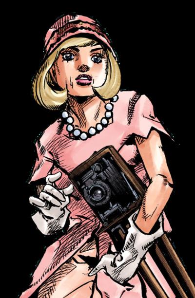 Lucy Steel JJL Infobox Manga.png