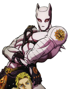 Killer Queen Infobox Anime.png