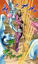 D4C Love Train Infobox Manga.JPG