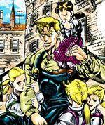 Caesar's Siblings Manga.png