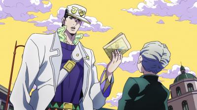 Jotaro questions Koichi.png