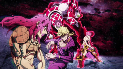 King Crimson attacks Giorno.png
