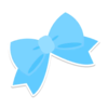 PPPDecoStickerBlueRibbon.png