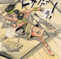 Nanase in Rohan's Arm.png