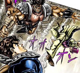 Zeppeli vs Tarkus Manga.jpg