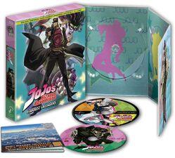 Stardust Crusaders Part 1 (Spanish Blu-ray).jpg