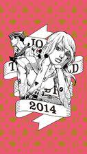 JOJOTHEWORLDJosukeYasuho2014.jpg