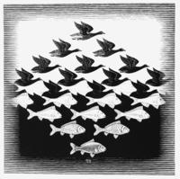 Escher Sky&Water 1 1938.png