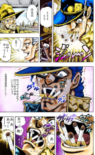 Oingo attempts Jotaro's parlor tricks.png
