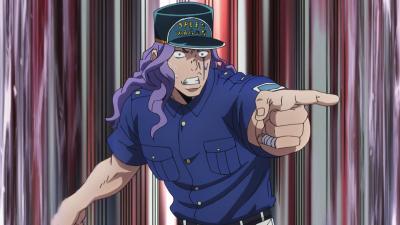 Akira Speedweed disguise.png