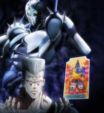 Polnareff Stand card anime.png