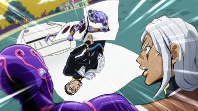Yuya saves Josuke and Koichi.png