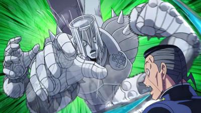 Fake Hand attacks Okuyasu.png
