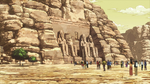 Aswan valley of kings anime.png
