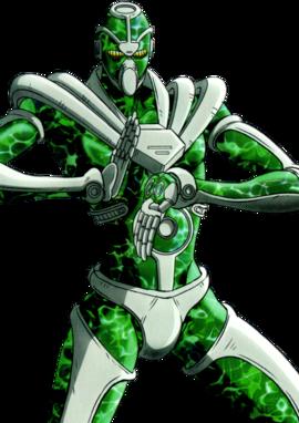 Hierophant Green Infobox Anime.png
