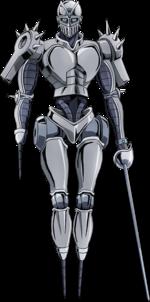 Silver Chariot Jojo S Bizarre Encyclopedia Jojo Wiki