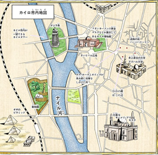 Egypt cairo map.png