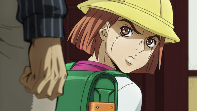 Hayato glaring at Kira.png