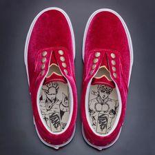 Giorno Giovanna Styled VANS Shoes.jpg