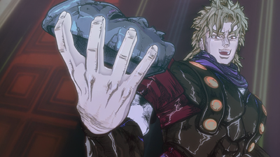SCNS Dio with the stone mask.png