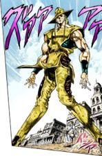 Hol Horse Appears Manga.png