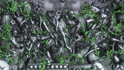 GioGio Vento Aureo Mural in Freek'n You ED Version 2.jpg