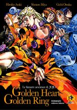 GioGio's Bizarre Adventure II: Golden Heart, Golden Ring