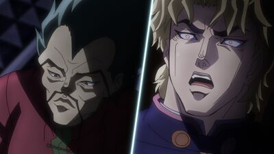 Dio shocked to see Wang Chan.jpg