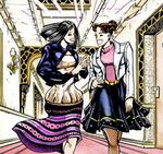 Luxor girls manga.png