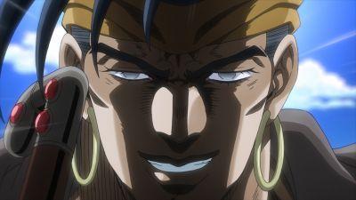 N'Doul Jojo's Bizarre Anime 2015.jpg