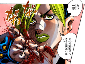 Jolyne wants to get hit by C-Moon.png